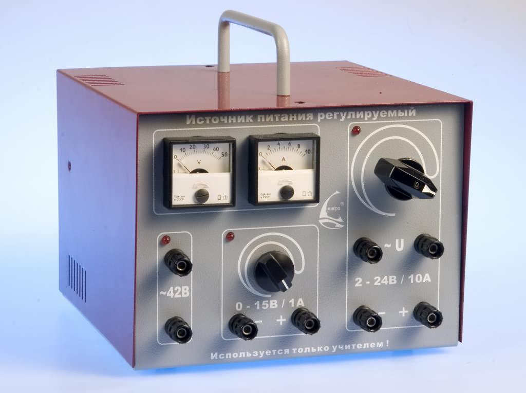 Мощный двуполярный стабилизатор напряжения | Микросхема ...