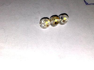 Светодиоды для фонаря электрошокера