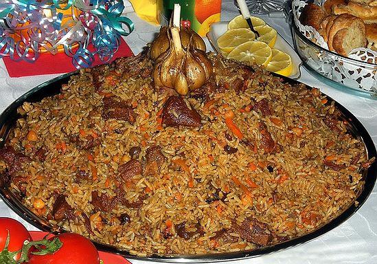 Плов по узбекски рецепты