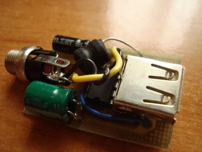 Как сделать зарядку автомобильную для телефона