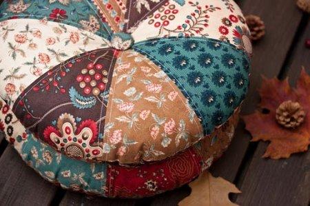 Как сшить диванную подушку своими руками