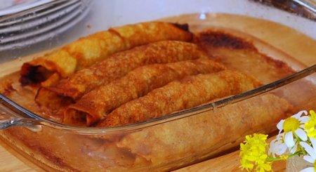 Рецепты оригинальных блинчиков