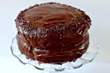 Сборник рецептов тортов.