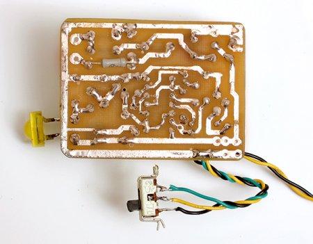Самодельный свето-синхронизатор для фотостудии.