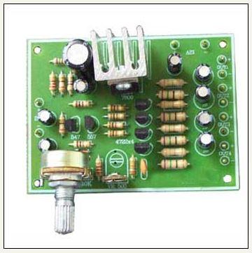 Усилитель-разветвитель видеосигнала.