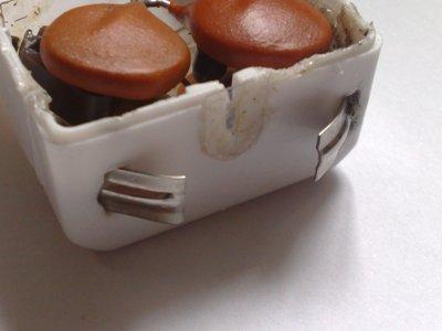 Электроды электрошокера