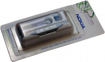 Обзор гарнитуры Nokia WH-701, распайка разъема TRRS.