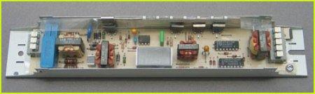 Электронный балласт для одной лампы дневного света