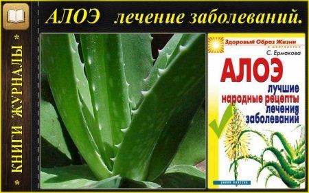 АЛОЭ  -  лечение заболеваний