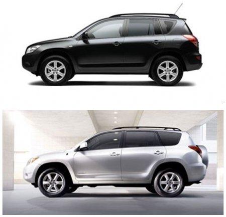 Toyota RAV4_кузов