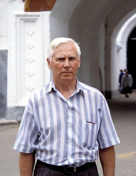 Основатель школы Русского стиля рукопашного боя А.А.Кадочников