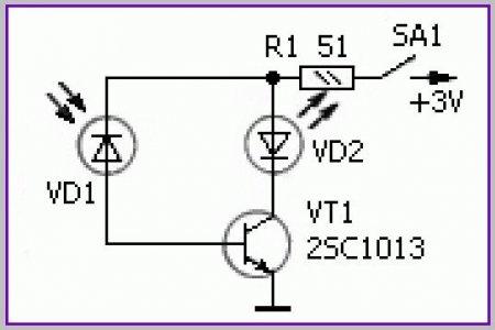 Схема для проверки ПДУ 1