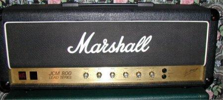 Гитарный усилитель Marshall JCM800