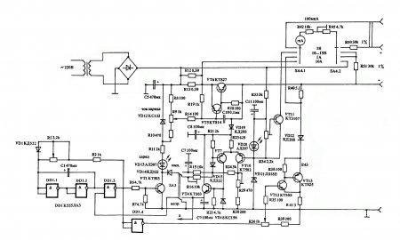 Схема ЗУ_КТ827