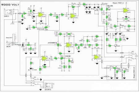 Схема_Yerasov 9000 volt