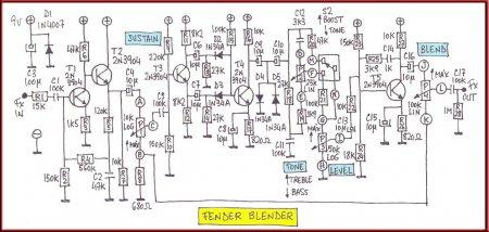 FenderBlender_схема