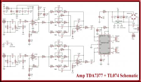tda7377-75-stereo_принципиальная схема