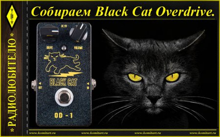 Собираем Blackkat Overdrive