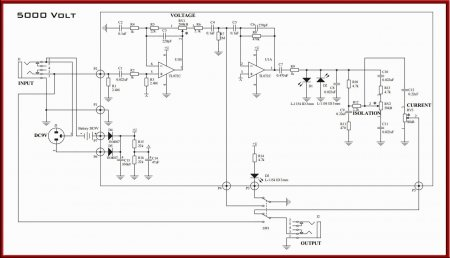 Схема 5000 volt_Modern Distortion