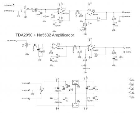 tda2050_ne5532_amp_схема