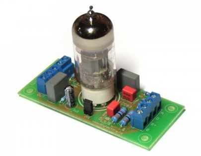 Single Bottle Kit_Tube Preamp
