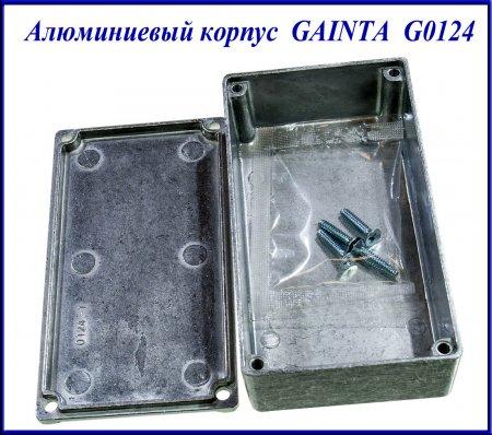 Литой алюминиевый корпус GAINTA G0124