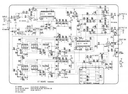 BossDC-2_принципиальная схема
