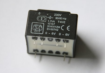 Velleman K4700-трансформатор