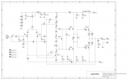 Схема Anistardi Emprit Amplifier