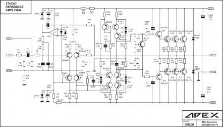 APEX SR200 Schematic 2
