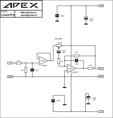APEX A2 Preamp-schematic
