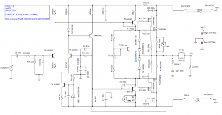 APEX FH11 Amplifier Schematic-v1.0