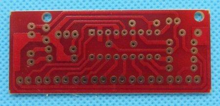 LM3915_10LED_исходник печатной платы_PCB