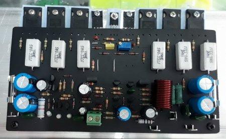 APEX NX-400 amplifier-Плата в сборе