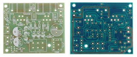 TDA2030 Amplifier PCB