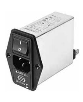 Сетевой фильтр Schaffner FN 394-6-05-11
