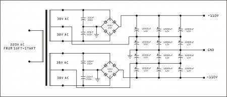 BA1200 PSU Schematic