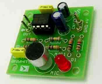 Схема микрофонного усилителя на lm358