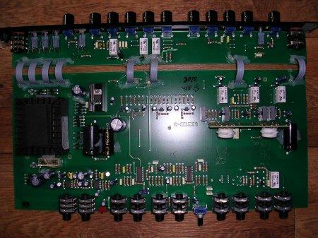 ENGL 530 Tube Preamp FOTO