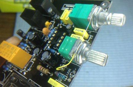 Headphone Amplifier_VR-GND