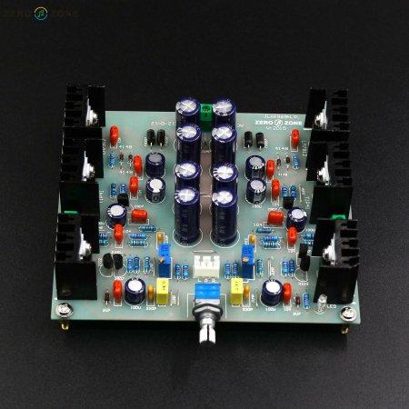 JLH_Class-A_Headphone_Amp_Плата с E-Bay