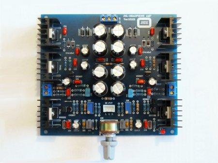 JLH_Class-A_Headphone_Amp_Board_top