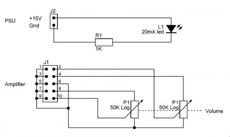 Schematic Pot PCB