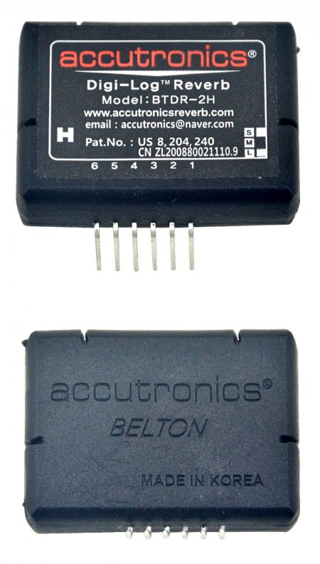 Accutronics Digi-Log BTDR-2H