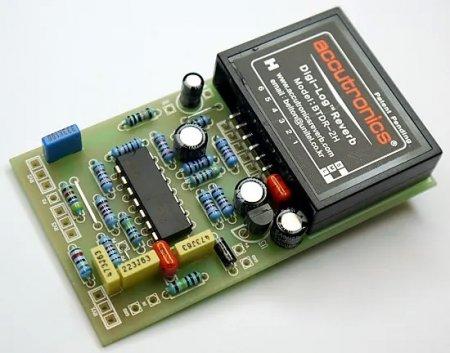 Accutronics Reverberator плата в сборе