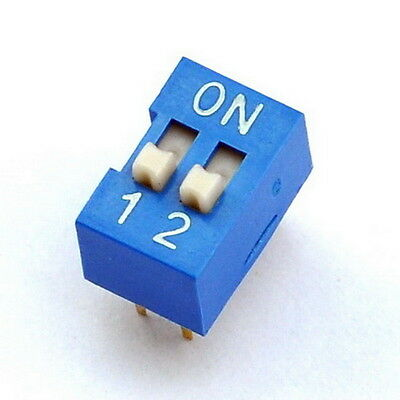 2 Way DIP Switches