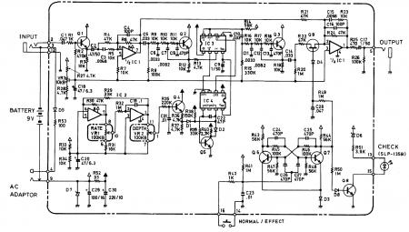 Schematic BOSS CE2