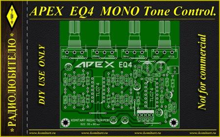 APEX-EQ4 KOMITART Project